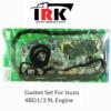 Gasket Set For Isuzu 4BD1 3.9L Engine